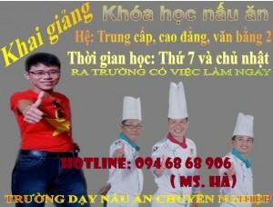 Chứng chỉ Nấu Ăn nhanh (094 686 8906 )