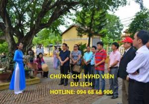 Học nghiệp vụ Hướng dẫn viên Du lịch (0946868906)