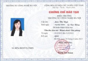 chứng chỉ nghiệp vụ Văn thư - Lưu trữ (0946868906)