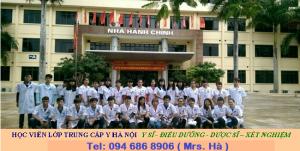 Tuyển sinh TC Y Hà Nội 094668906