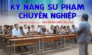 Học chứng chỉ SP ĐH-CĐ